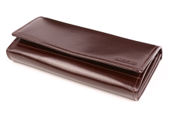 Genuine Leather Women's Wallet VOOC PPD5