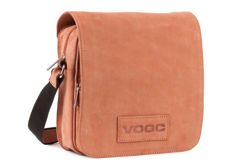 Leather Messenger Bag VOOC Crazy Horse RCH7