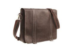 Leather shoulder bag VOOC Crazy Horse TC3