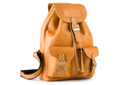 Retro Leather BackpackVOOC Crazy Horse TC13