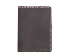 Slim Wallet Brodrene Black