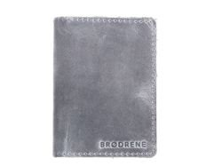 Slim Wallet Brodrene Grey