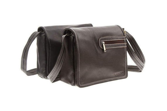Leather Messenger Bag VOOC Prestige EP1