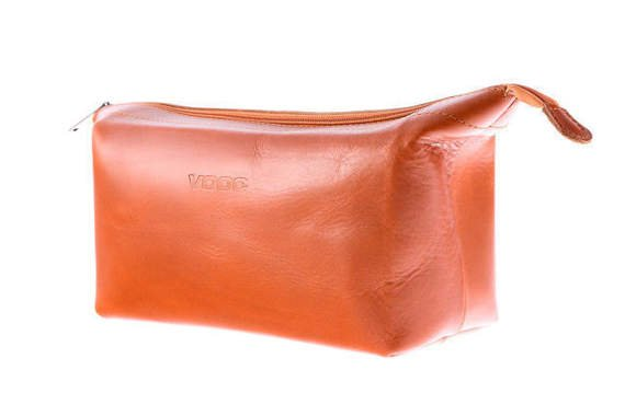 Leather cosmetic bag VOOC Vintage P16