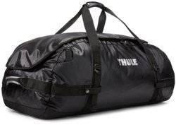 Torba podróżna, sportowa, plecak sportowy, 130 litrów Thule Chasm Czarna