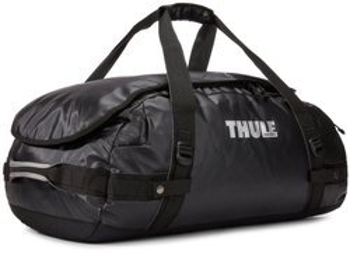 Torba sportowa, plecak sportowy, 70 litrów Thule Chasm Czarna