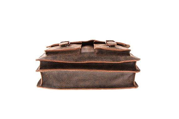Casualowa torba na laptopa URBAN ATS173 jasny brąz