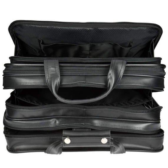 "Męska torba podróżna na laptopa Roosevelt 17"""
