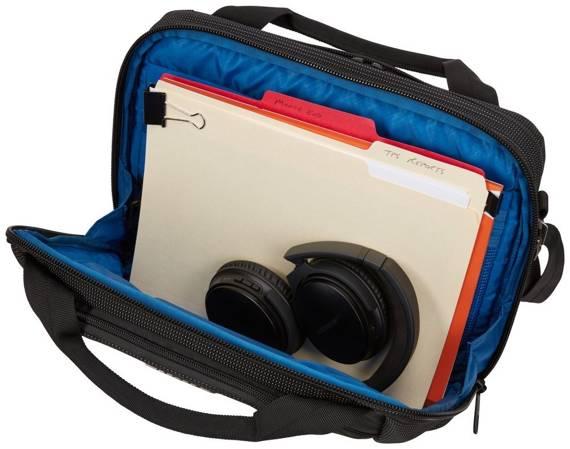 "Smukła Torba na laptopa 13,3"" 11 litrów Thule Crossover 2 Czarna"