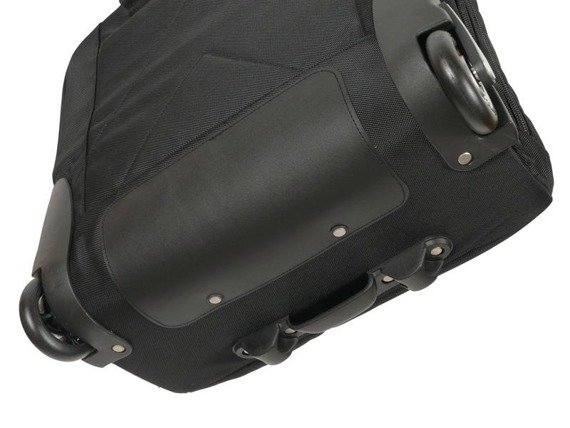 Torba na laptopa Pilotka na kółkach Dielle 412 czarna