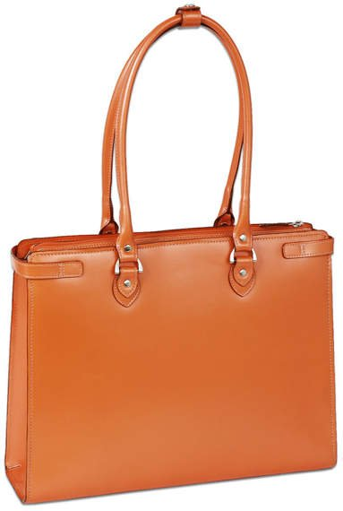Torba na laptopa damska, Orange Winnetka 15,6""