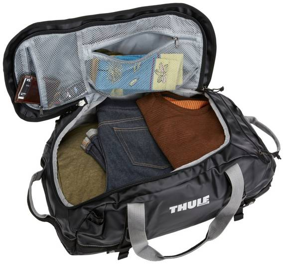 Torba podróżna, plecak sportowy, 40 litrów Thule Chasm niebieska
