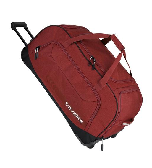 Torba podróżna sportowa na 2 kółkach Travelite Kick-Off  XL, 125 l pojemności, poliester