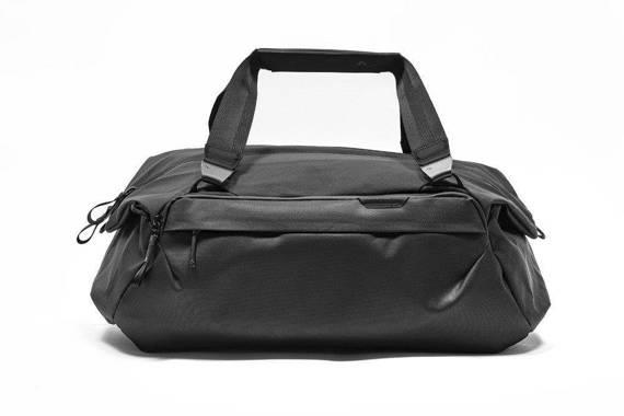 Torba podróżna torba na aparat fotograficzny Peak Design Travel Duffel 35l czarna